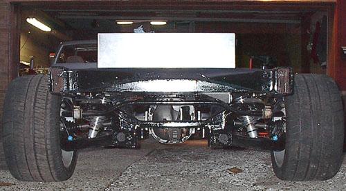 S10 rear end swap